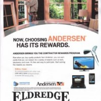 Andersen Rewards for Contractors