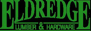 Eldredge Lumber & Hardware Logo