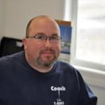 Norm Sirois Manager for Portland Eldredge Lumber & Hardware