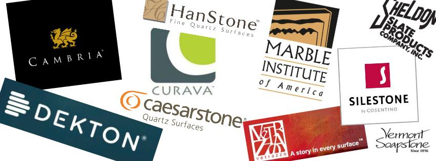 countertop logos