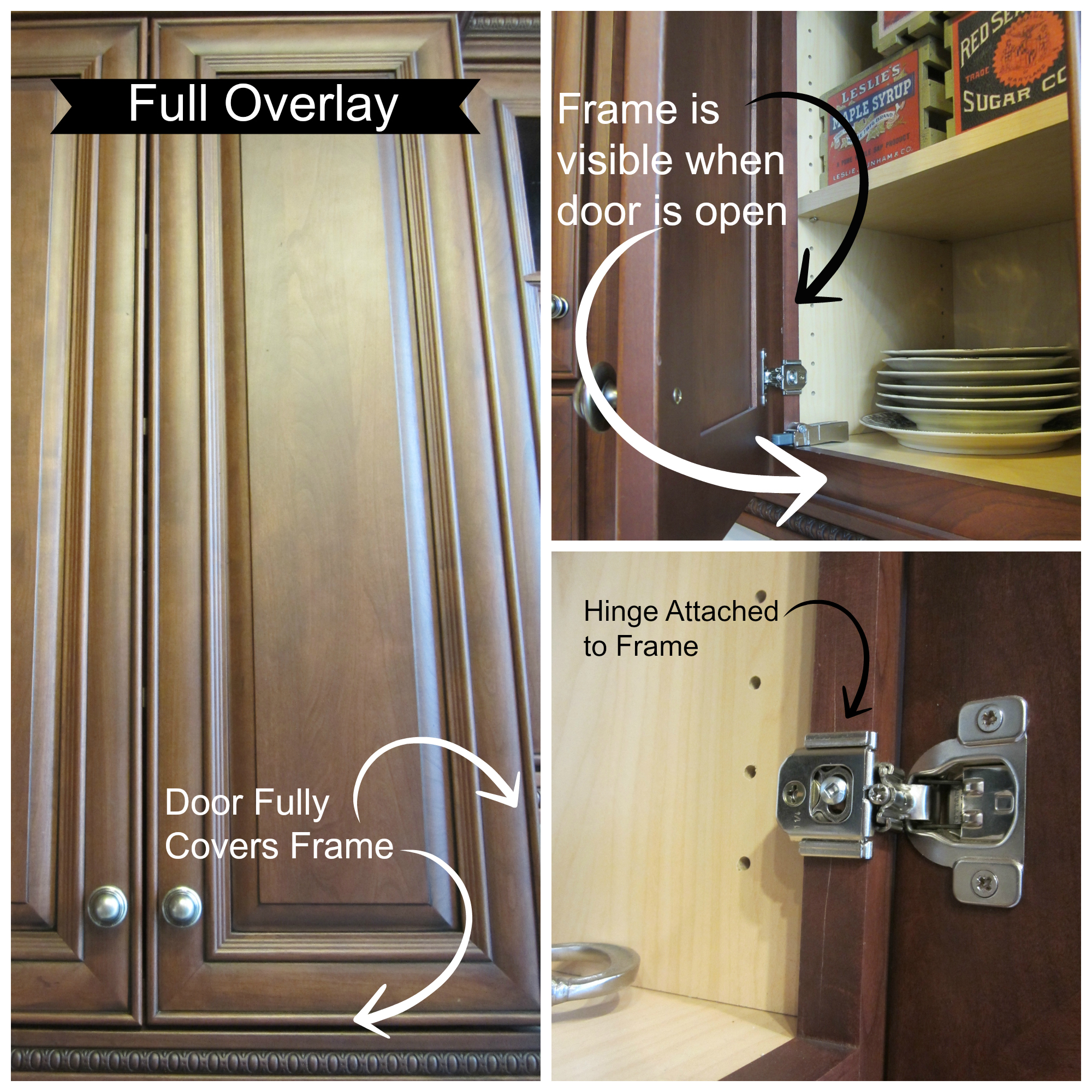 Partial Overlay Kitchen Cabinet Doors: Navigating The World Of Cabinetry