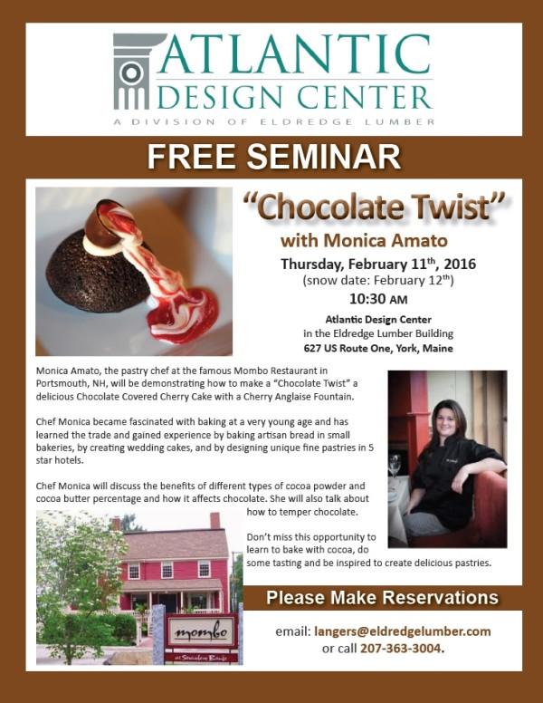 Chocolate Seminar